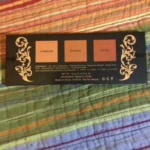 lovecraft beauty Makeup - LOVECRAFT BEAUTY bronzer palette